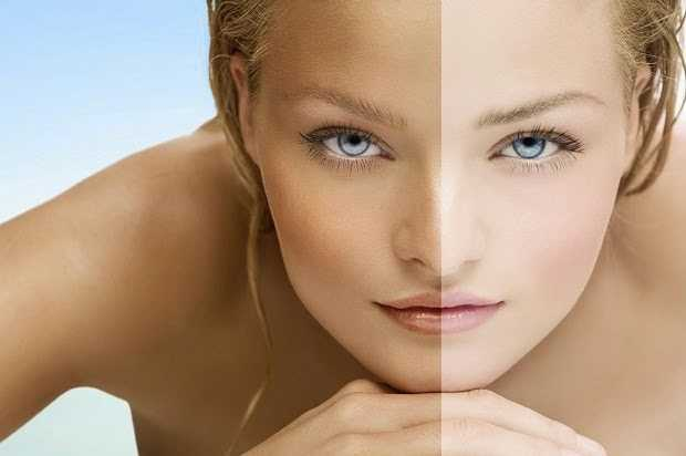 skin tightening and different complexions