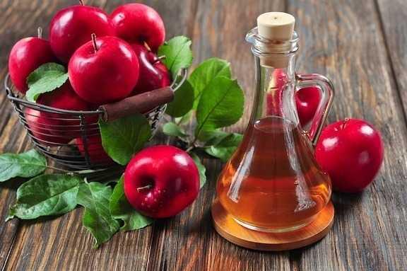 apple cider vinegar facial mask