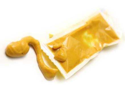 mustard facial mask