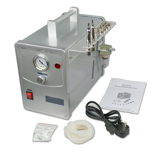 how much is a microdermabrasion machine