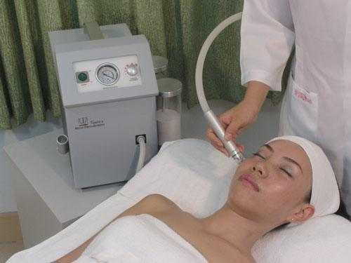 skin care machine