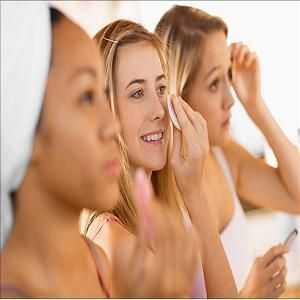 personal beauty regimen