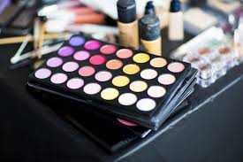 make-ups and perfumes