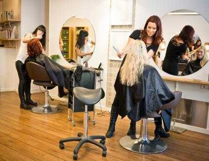 a salon or spa is one of the best ways