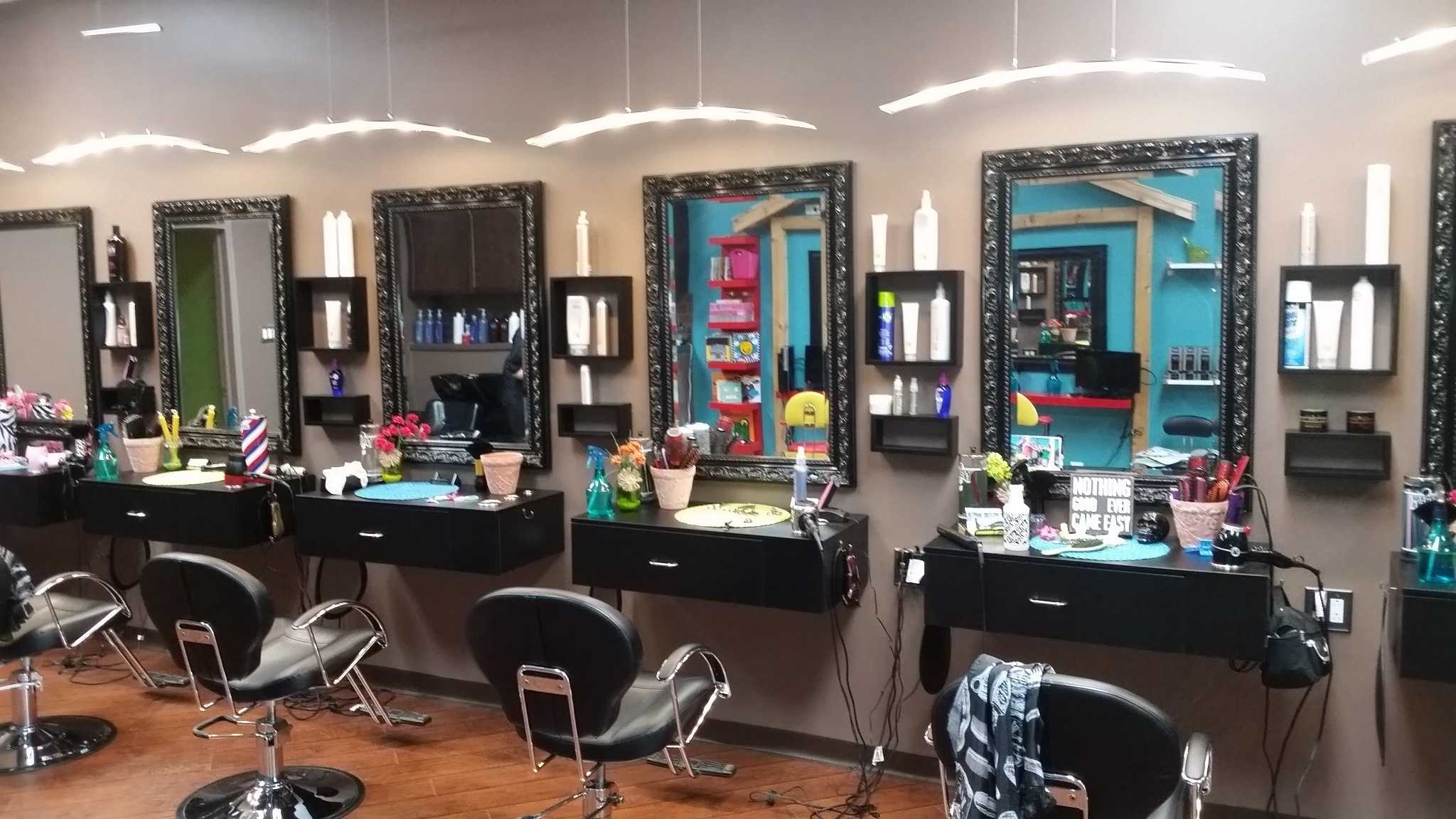 business plan for salon and spa