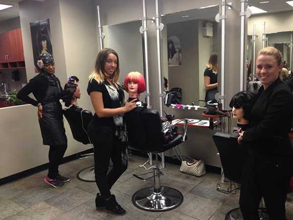 The Costs of Beauty School DO IT ON THE CHEAP
