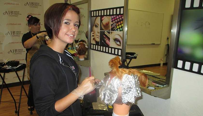 beauty school age requirement