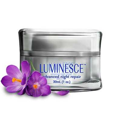 Jeunesse Luminesce Advanced Night Repair Facial Anti-aging Skin Care Cream
