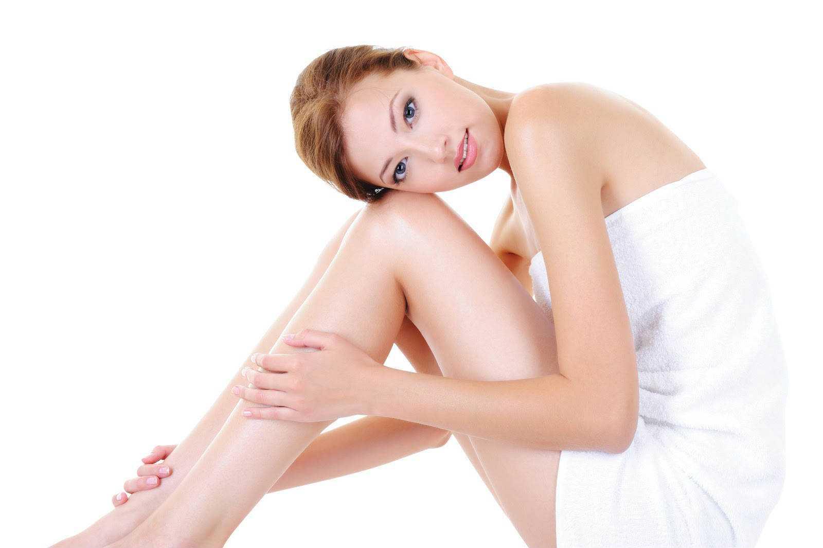 how to tighten skin on legs